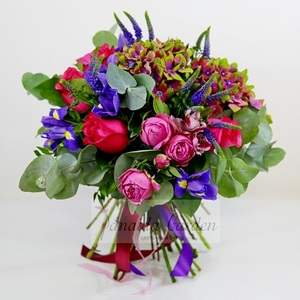 """Букет цветов """"Евдокия"""""""