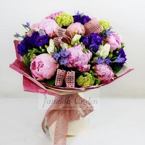 "Букет цветов ""Frenchlace"""
