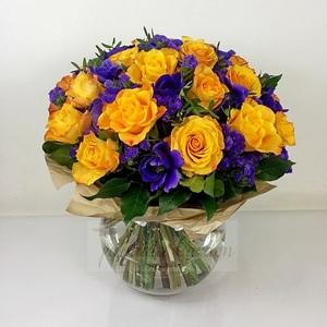 """Букет цветов """"Гейзер"""""""
