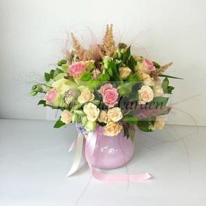 """Букет цветов """"Пастель"""""""