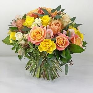 """Букет цветов """"Миссис Пигги"""""""