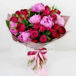 "Букет цветов ""Алина"""
