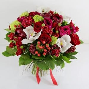 """Букет цветов """"От сердца"""""""