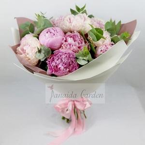 """Букет цветов """"Оксиния"""""""