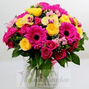 """Букет цветов """"Генриетта"""""""