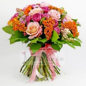 """Букет цветов """"Лава"""""""