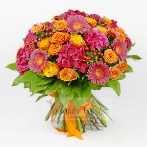 """Букет цветов """"Зной"""""""