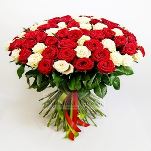 "Букет цветов ""101 роза"""