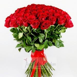 """Букет цветов """"55 роз"""""""