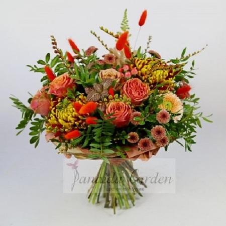 Букет цветов «Фиттония»