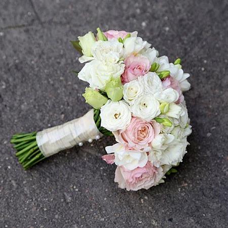 """Свадебный букет """"Мерит"""" для невесты"""