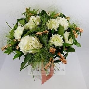 Букет цветов «Увлечение»
