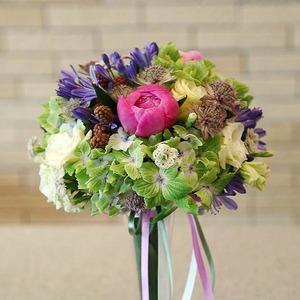 """Свадебный букет """"Грация"""" для невесты"""