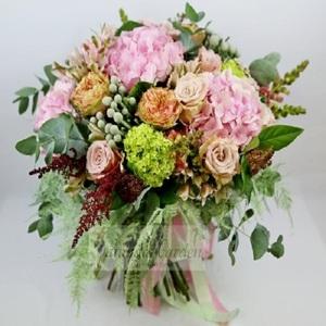 Букет цветов «Рипли»
