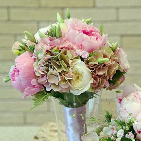 """Свадебный букет """"Анжелика"""" для невесты"""
