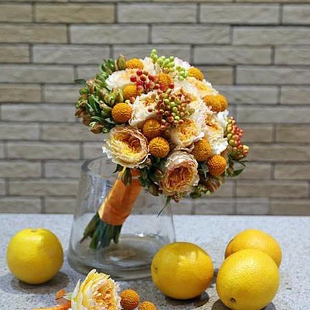 """Свадебный букет """"Сиф"""" для невесты"""