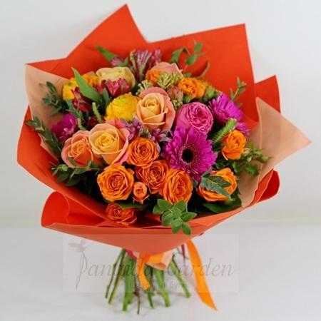 """Букет цветов """"Сенегал"""""""