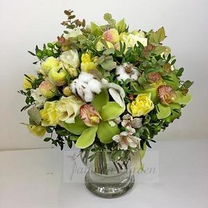 """Букет цветов """"Грин Лайн"""""""