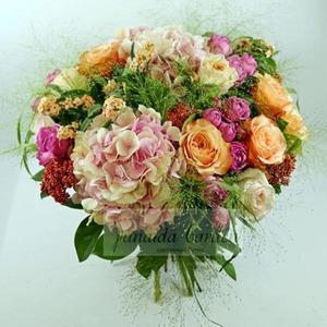 "Букет цветов ""Краски художника"""